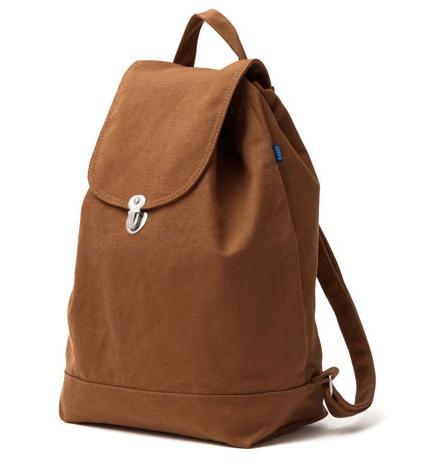 Baggu chestnut backpack 42
