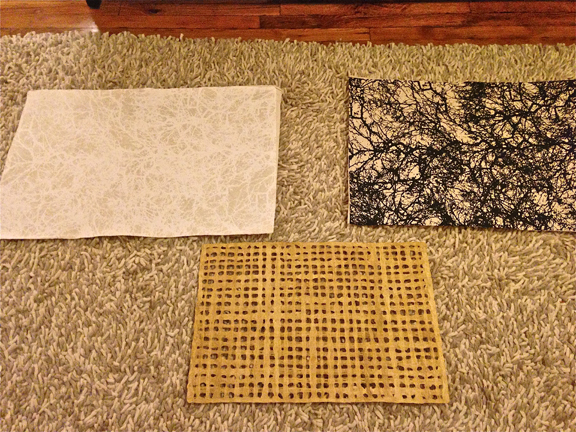 decorative papers