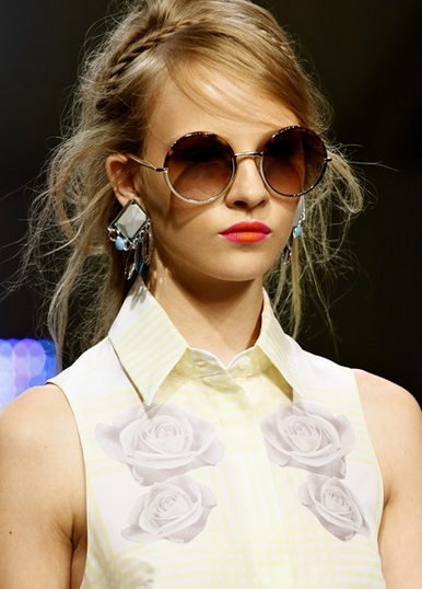 Holly Fulton spring summer 2013