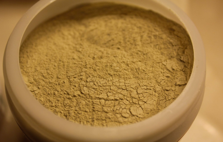 aztec indian secret clay mask