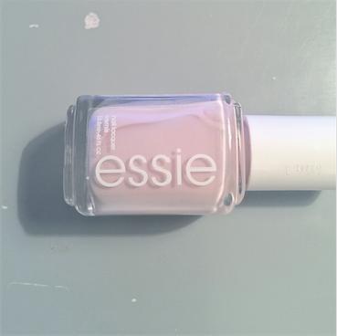 essie minimalist nail polish