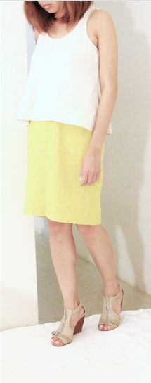 summer office outfit everlane target