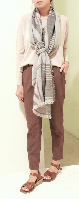outfit neutrals cluse madewell