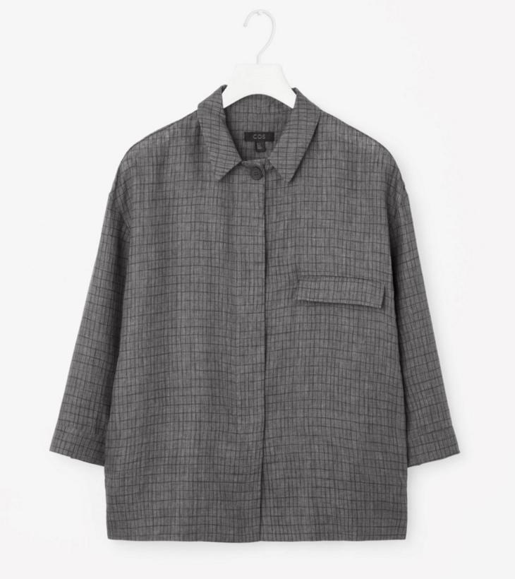 cos-agnes-martin-linen-shirt