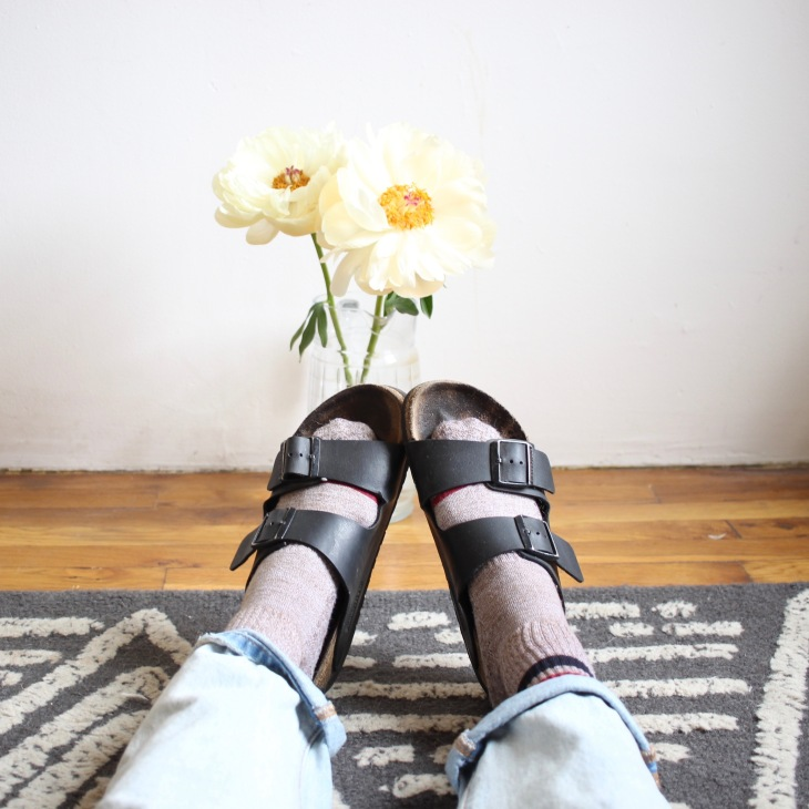 Dr. It Girl Peonies and Birks